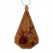 Cactus Necklace - Diamond Terrarium