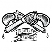 Sticker - Shooting Blanks