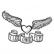 Sticker - I Let One Fly