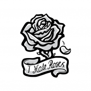 Sticker - I Hate Roses