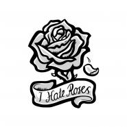 Sticker - I Hate Roses